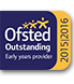 Ofsted rated Treetops Preschool as 'Oustanding' from 2010 - 2016.